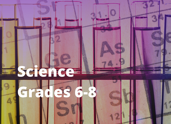The Story of The Periodic Table - Full Year Course