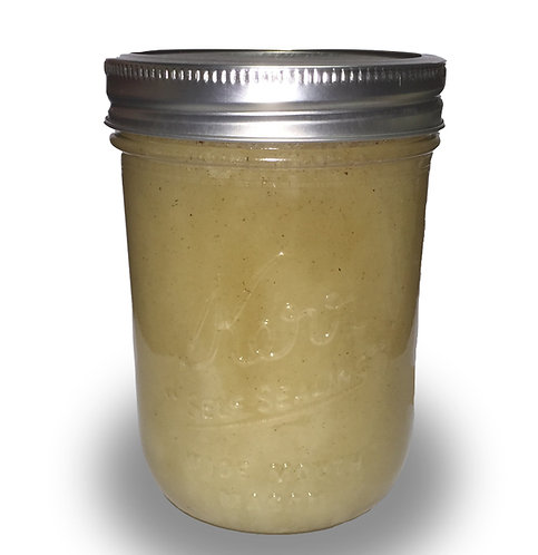 Case of Raw Honey 1.5lb Mason Jar