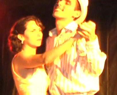 Ela é Demais - Samba Libertário em Forma de Teatro - 2007