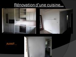Dépose d'une cuisine à Berchères