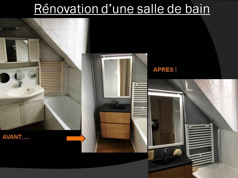 Salle de bain Saint Germain