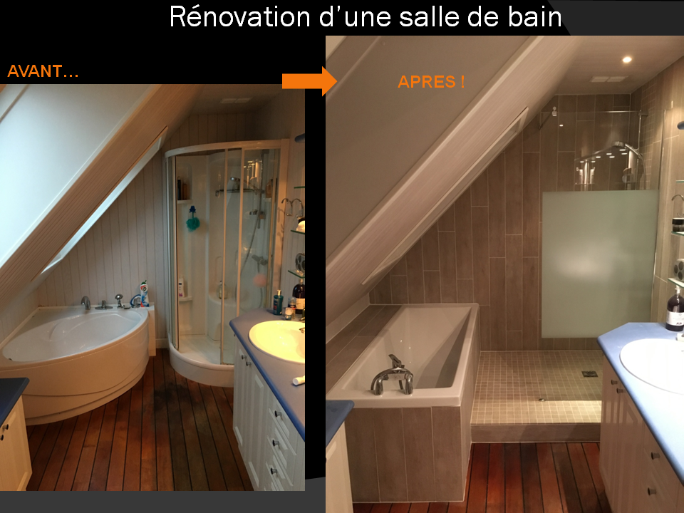 renovation SDB Vernouillet