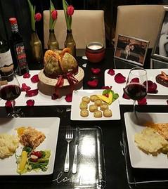 E esse jantar em comemoração a o dia dos