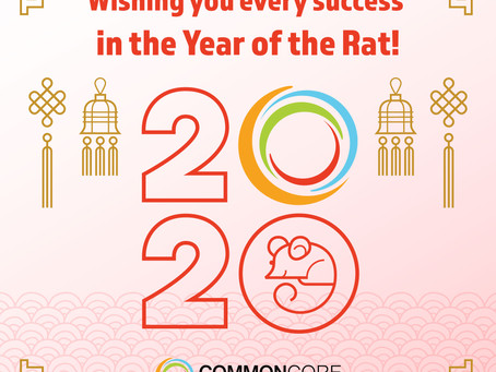 Wishing you every success in the Year of Rat! 🐭