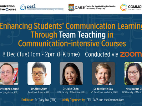 Enhancing Students' Communication Learning Through Team Teaching in Communication-intensive Courses