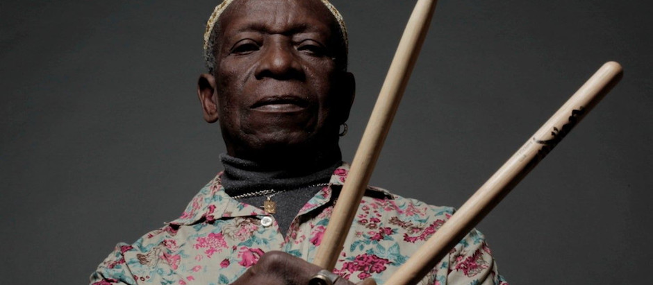 Black History Month at Finesse Foreva 2020: Rest In Power Tony Allen