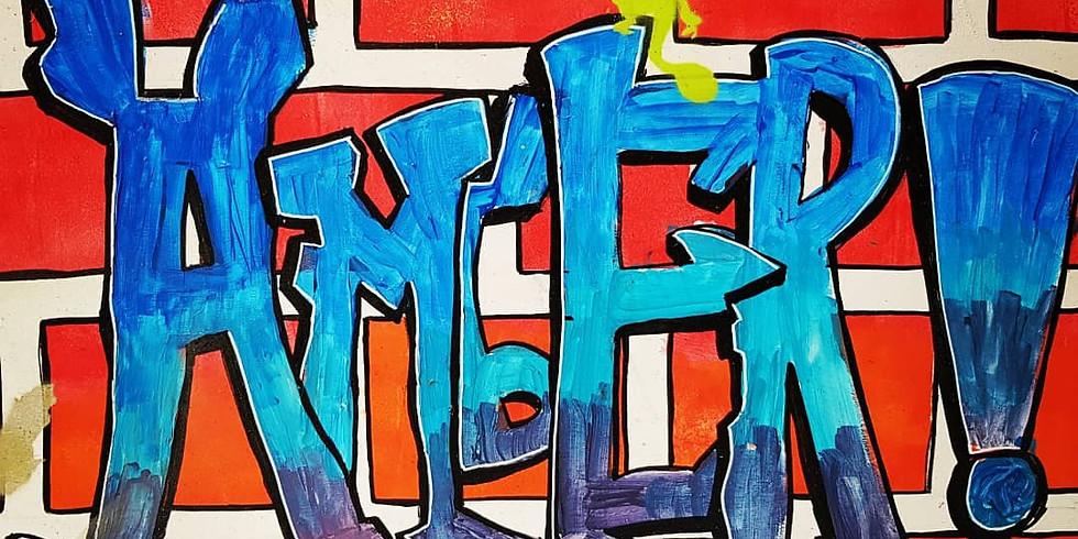 Workshop Street Art * groep 7 en 8