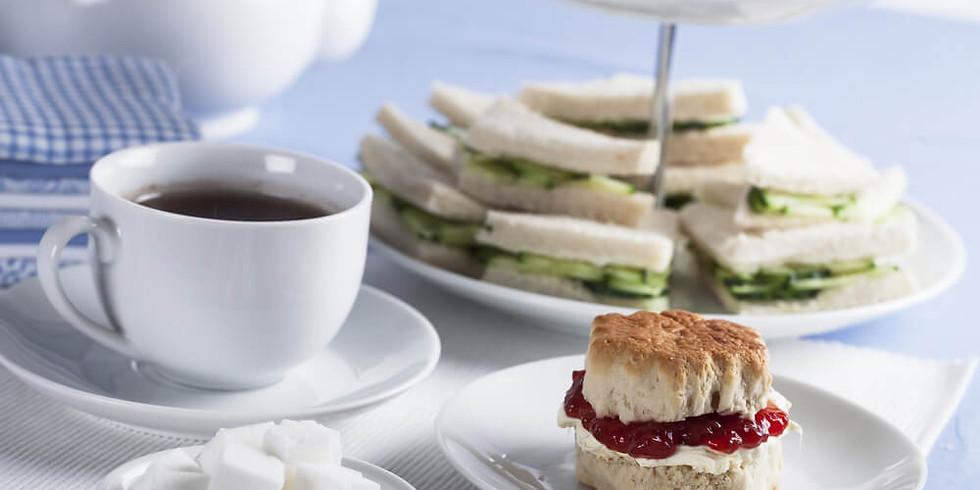 Creatief High Tea Arrangement: workshop + high tea * € 55,00 p.p.