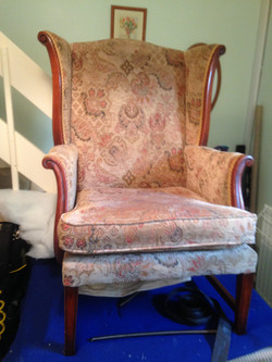 Before Large chair