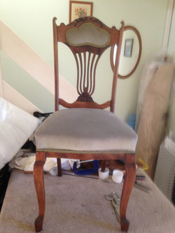 Before dining chair