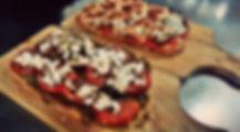 Pizzeria Mariaregina Bruschetta Pizzeria Valdelagrana