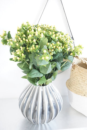 keramikvase minimalistisch, skandinavische vase, designervase, vase skandinavisches design, designervase grau, vase anthrazit