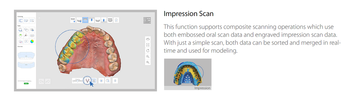 Impression Scan