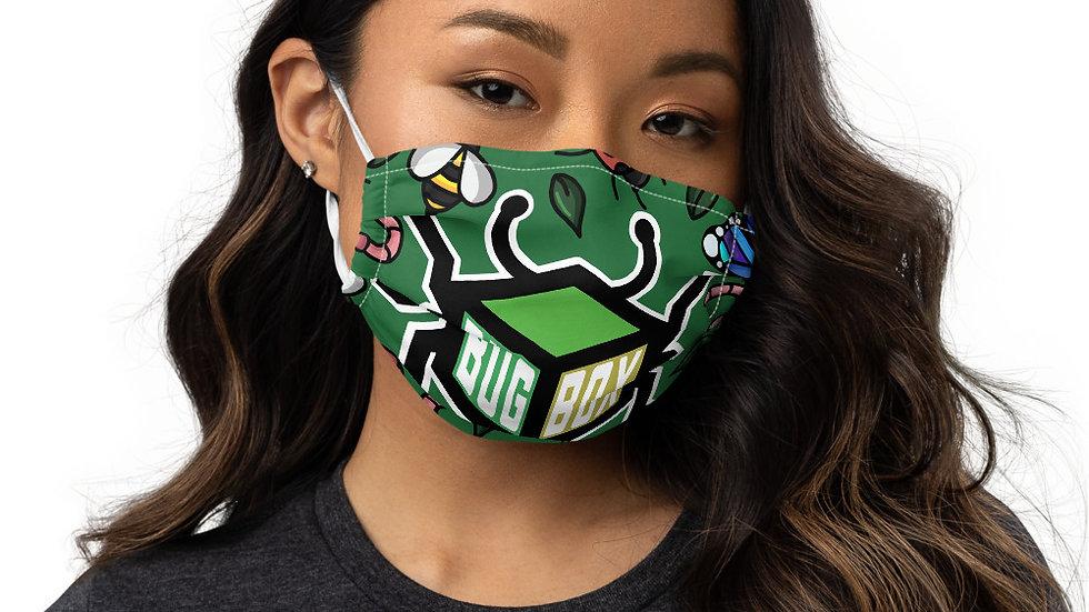 Bug Box Logo Face mask