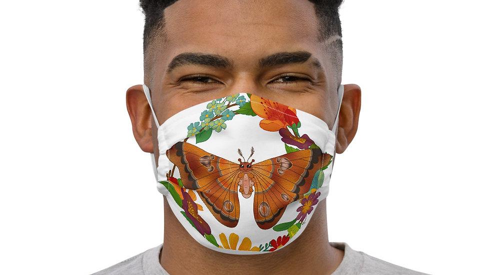 Atlas Moth Face mask