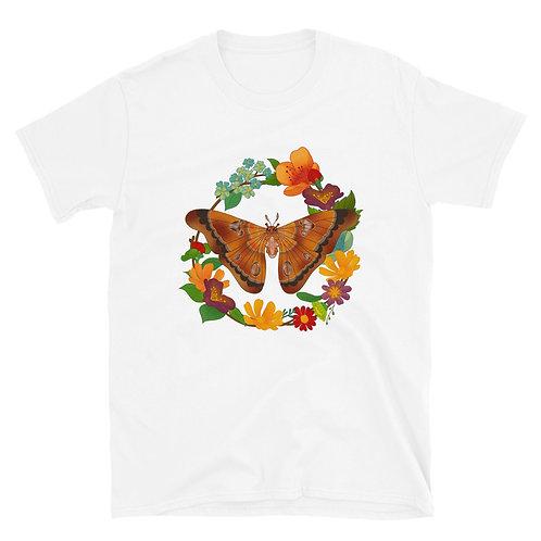 Atlas Moth Short-Sleeve Unisex T-Shirt