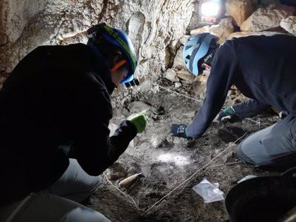 Nova troballa arqueològica a la Cova dels Aragonesos.