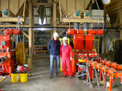 Brikettproduktion, Briquettinglines