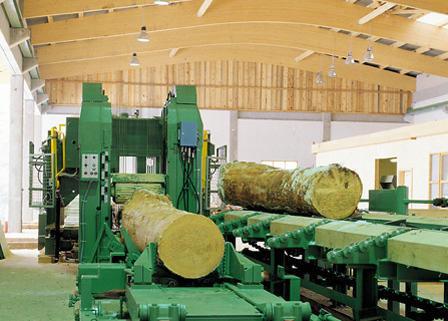 Sägewerkstechnik, Sawmilltechnologie
