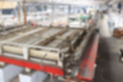 MITTELLAGEN - PLATTEN PRODUKTIONSLINE / CORE LAYER - BOARD PRODUCTION LINE