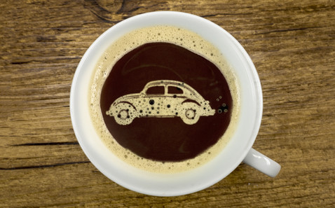 Waiting for you vehicle? We are proud to offer Complimentary Coffee and hot beverages!