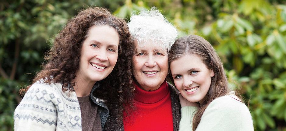 Caregivers for seniors