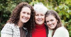 - réunion de famille - activité mère-fille, fête des mères