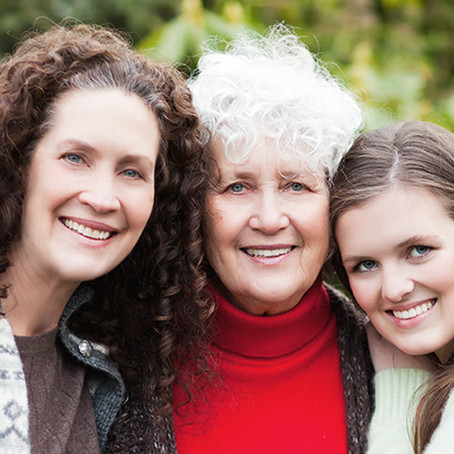 A Different View of Mother's Day – From the Weary Years to the Years of Big Harvest