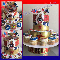 Sweet Tee Cakes Custom cakes in Maryland DC Virginia