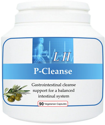 P-Cleanse - intestinal detox support