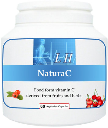 NaturaC - food form vitamin C