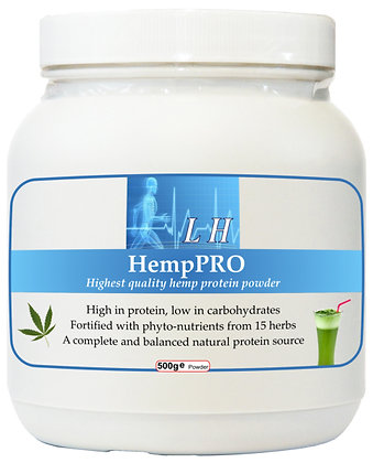 HempPRO - hemp protein powder