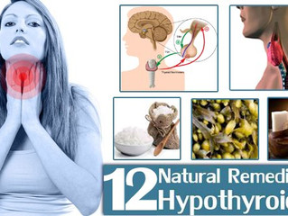 Remedies for Hypothyroidism