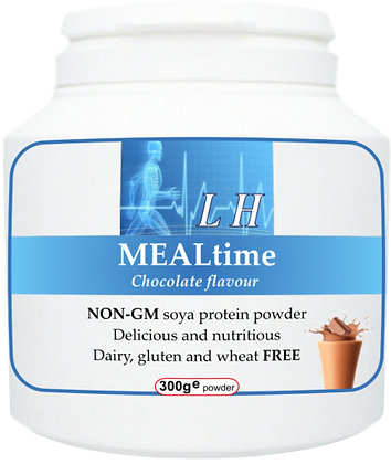 MEALtime (Chocolate Flavour) - meal replacement