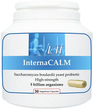 InternaCALM - Saccharomyces boulardii probiotic
