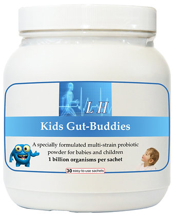 Kids Gut-Buddies - children's probiotic powder