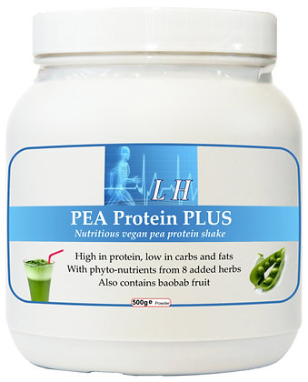 PEA Protein PLUS - plant protein powder