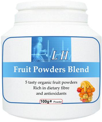Fruit Powders Blend - organic breakfast shake