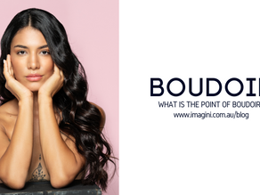 WHAT IS THE POINT OF BOUDOIR?