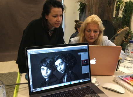 Working with the Worlds Finest - Paulina Duczman