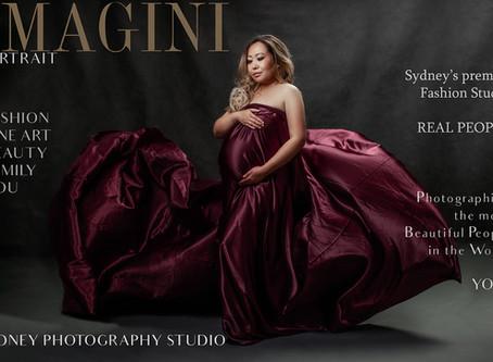 Maternity Photography - Goddess Liran