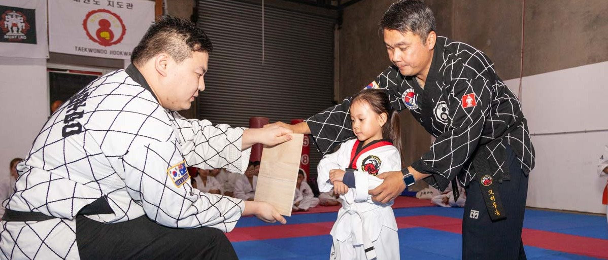 Martial Arts for Kids Sydney