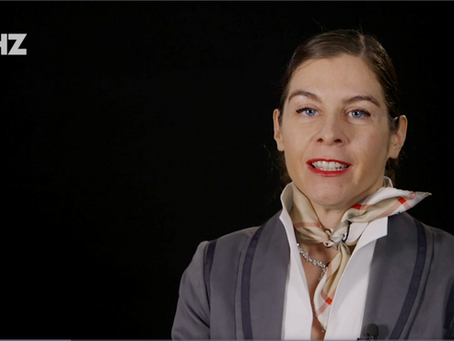 Gründerin Sandra Neumann: Smarte Therapielösung, HZ upbeat Podcast