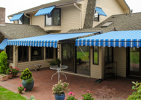 Awnings | Shutters, Blinds, & Window Tint of Tennessee ...