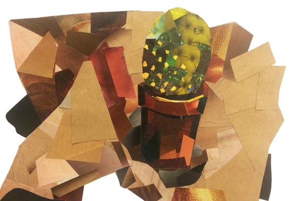 Brown Bag Cactus