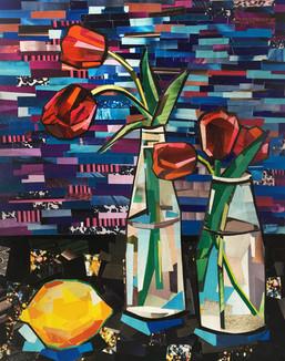 Tulips and Lemon