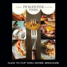 Pickled Pink Foods