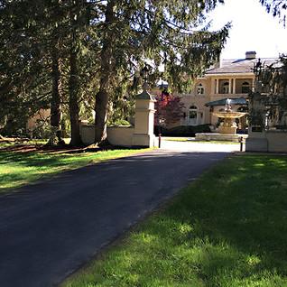 Wheatleigh Asphalt Entrance