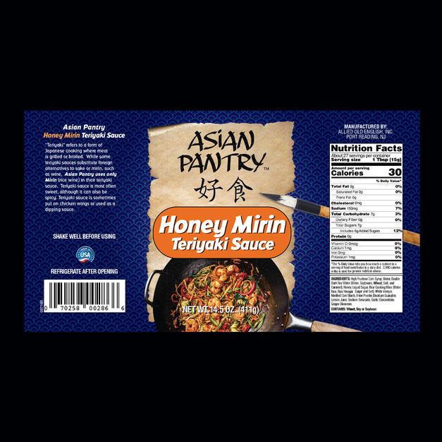 Asian Pantry