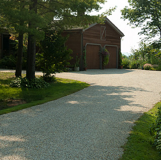 Fairview House Oil & Stone Driveway